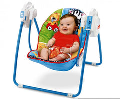 Columpio Abierto Portatil Fisher Price | Bouncers y Columpios | Fisher Price - Bebe2go.com