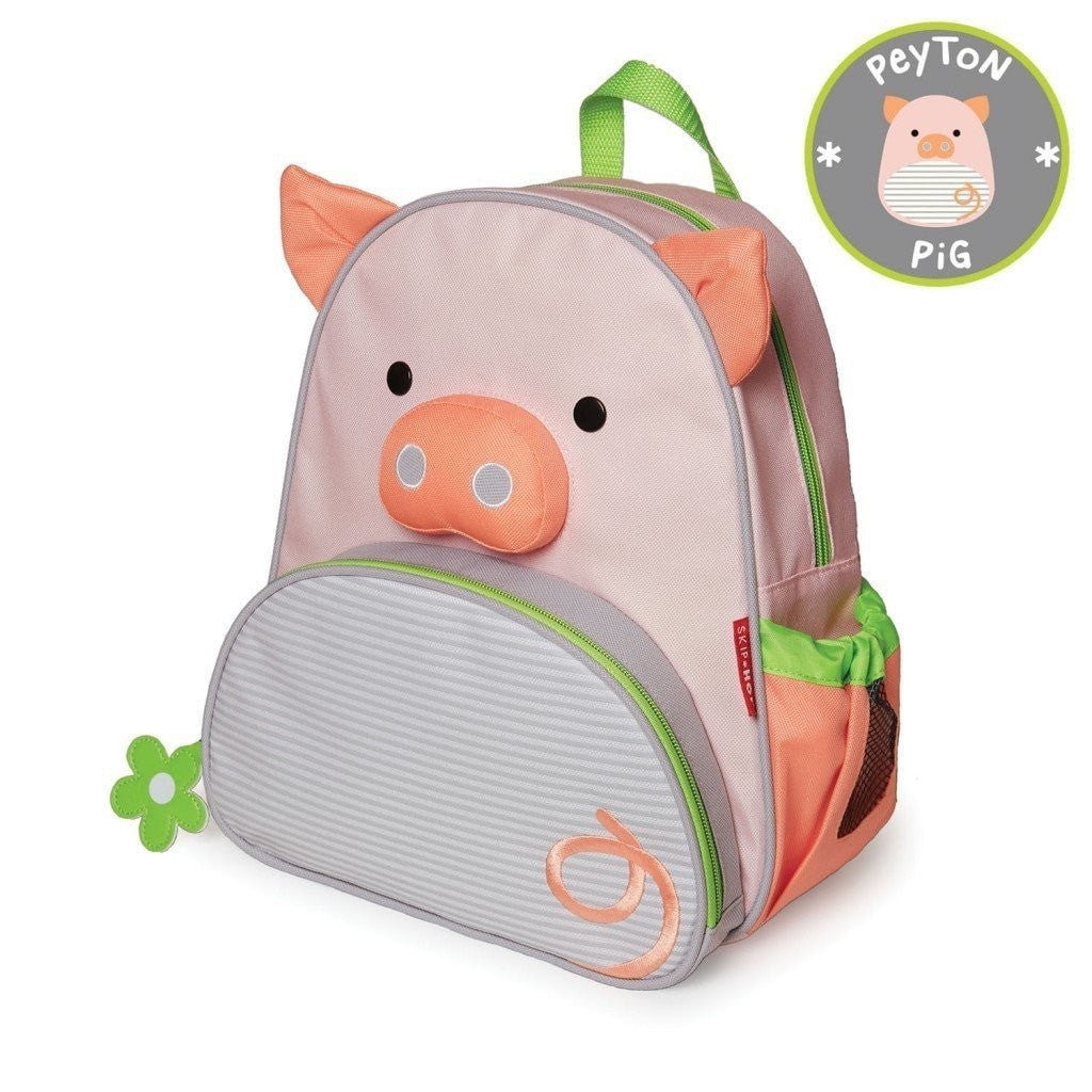 Backpack Zoo - Cerdito