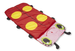 Sleeping Bag Melissa & Doug- Rosa - bebe2go.com  - 2