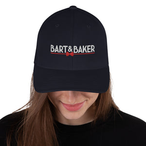 Bart and Baker Collection Structured Twill Cap