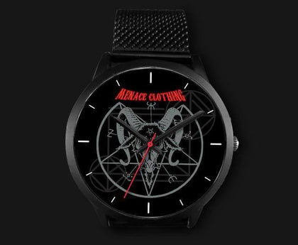 Menace Watches | Menace Def. | Menace Definition | Gothic Lingerie | Alternative Clothing