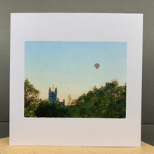 Load image into Gallery viewer, Bath Abbey and Balloon
