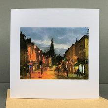 Load image into Gallery viewer, Widcombe Parade at Dusk, Bath
