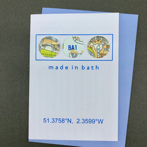 Made in Bath (Co-ordinates)