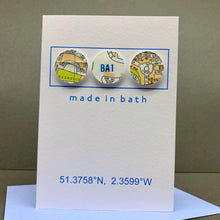Load image into Gallery viewer, Made in Bath (Co-ordinates)