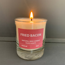 Load image into Gallery viewer, Fried Bacon Candle