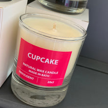 Load image into Gallery viewer, Cupcake Candle