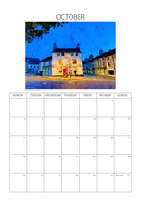 Load image into Gallery viewer, Widcombe 2021 Calendar