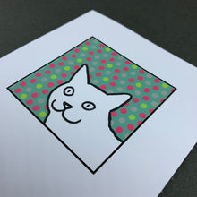 Load image into Gallery viewer, Cat on Spots