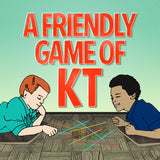 14KT - A Friendly Game Of KT (LP)