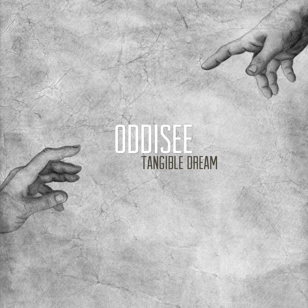 Oddisee - Tangible Dream (Clear Vinyl w/ Lime Splatter PRE-ORDER )