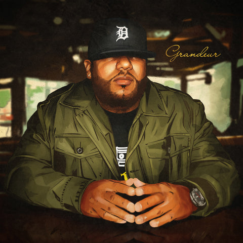 Apollo Brown - Grandeur (2xLP)
