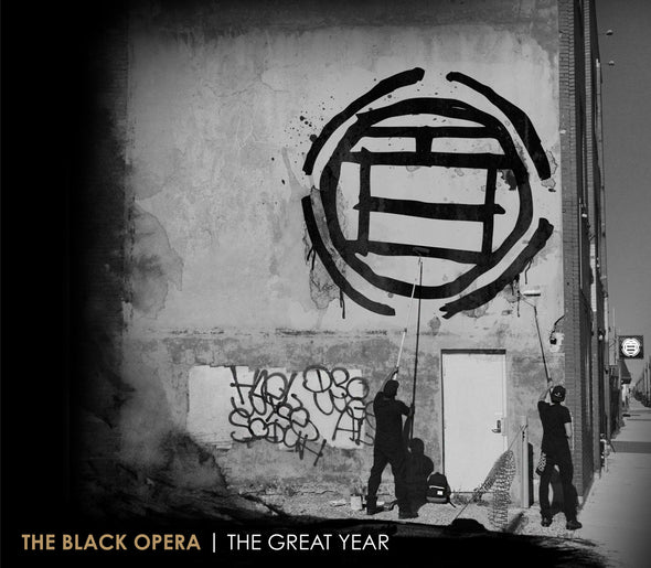 The Black Opera - The Great Year (CD)