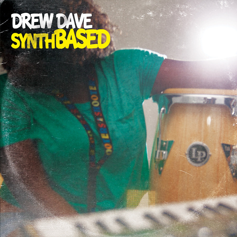 Drew Dave - SynthBASED (CD)