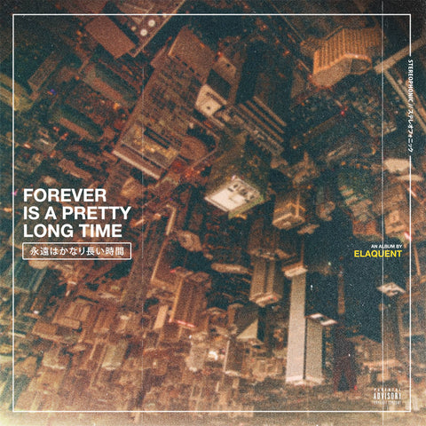 Elaquent - Forever is a Pretty Long Time (CD)