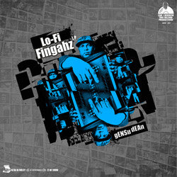 Gensu Dean - Lo-Fi Fingahz (CD)