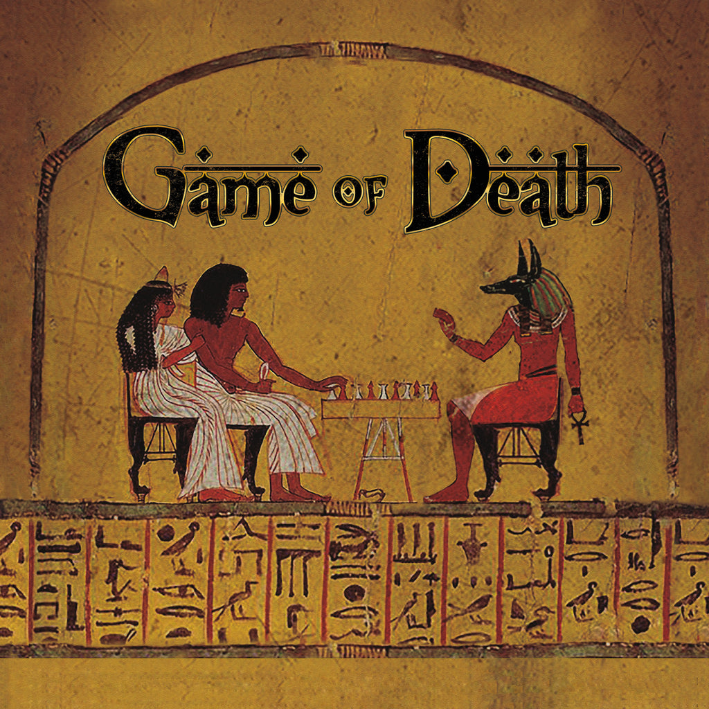 Gensu Dean & Wise Intelligent - Game of Death (Pre-Order LP)
