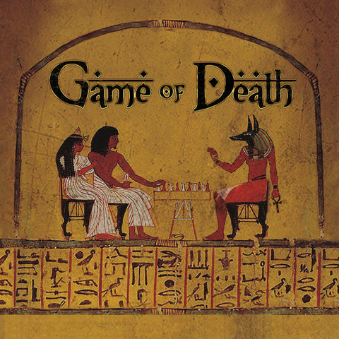Gensu Dean & Wise Intelligent - Game of Death (CD)