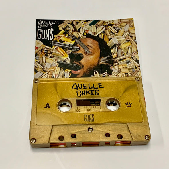 Quelle Chris - Guns (Cassette Tape)