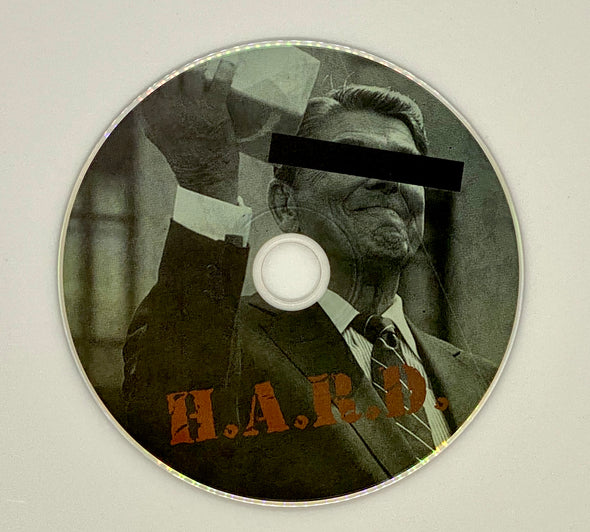 Joell Ortiz & KXNG Crooked - H.A.R.D. (CD)