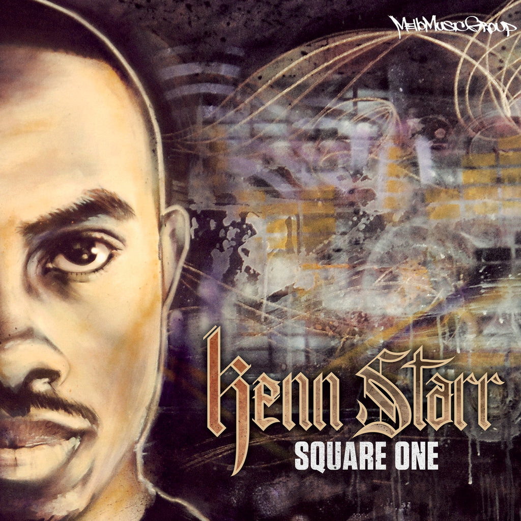 Kenn Starr - Square One (LP)