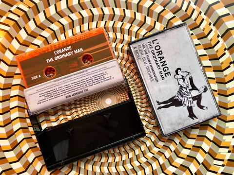 L'Orange - The Ordinary Man (Cassette)