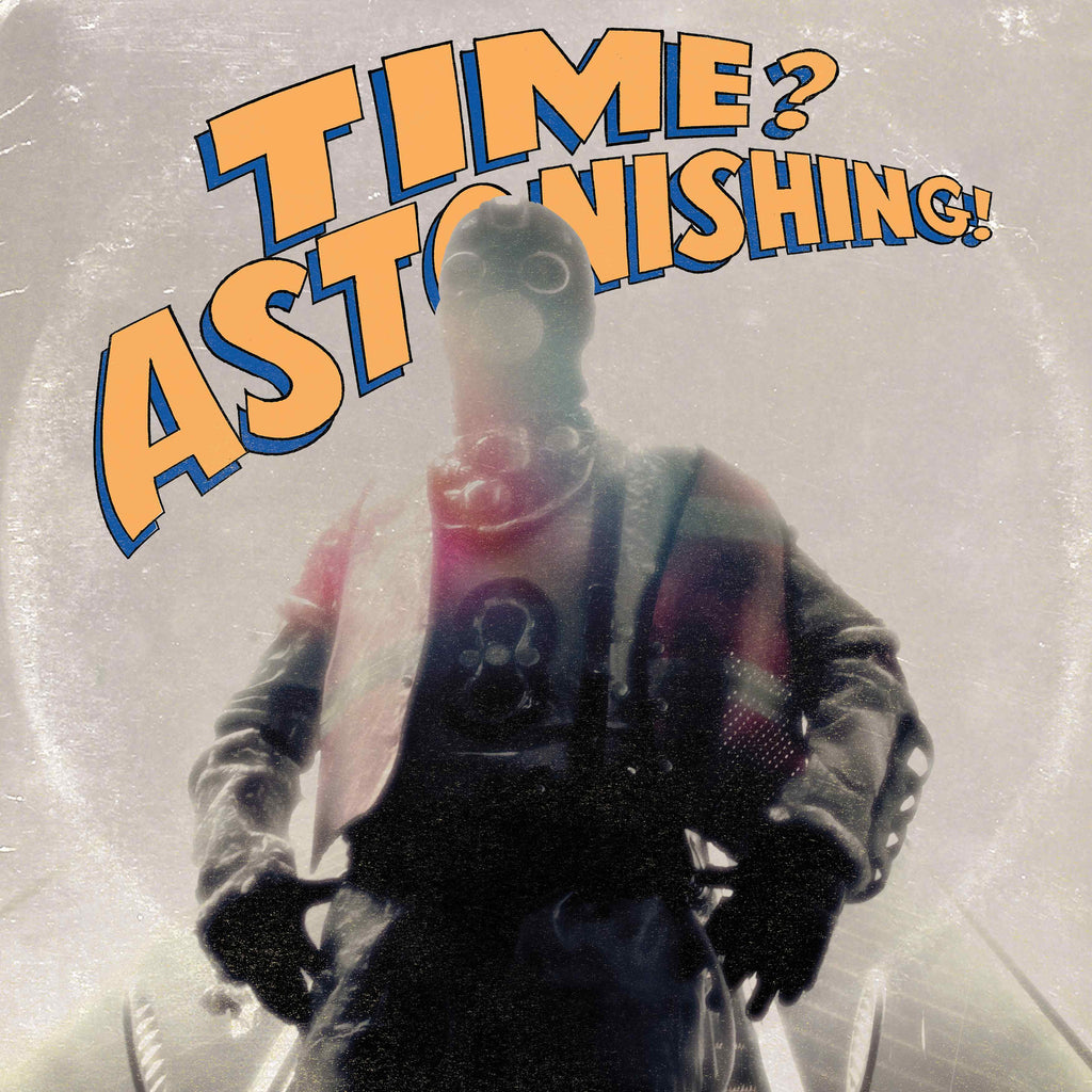 L'Orange & Kool Keith - Time? Astonishing! (CD)