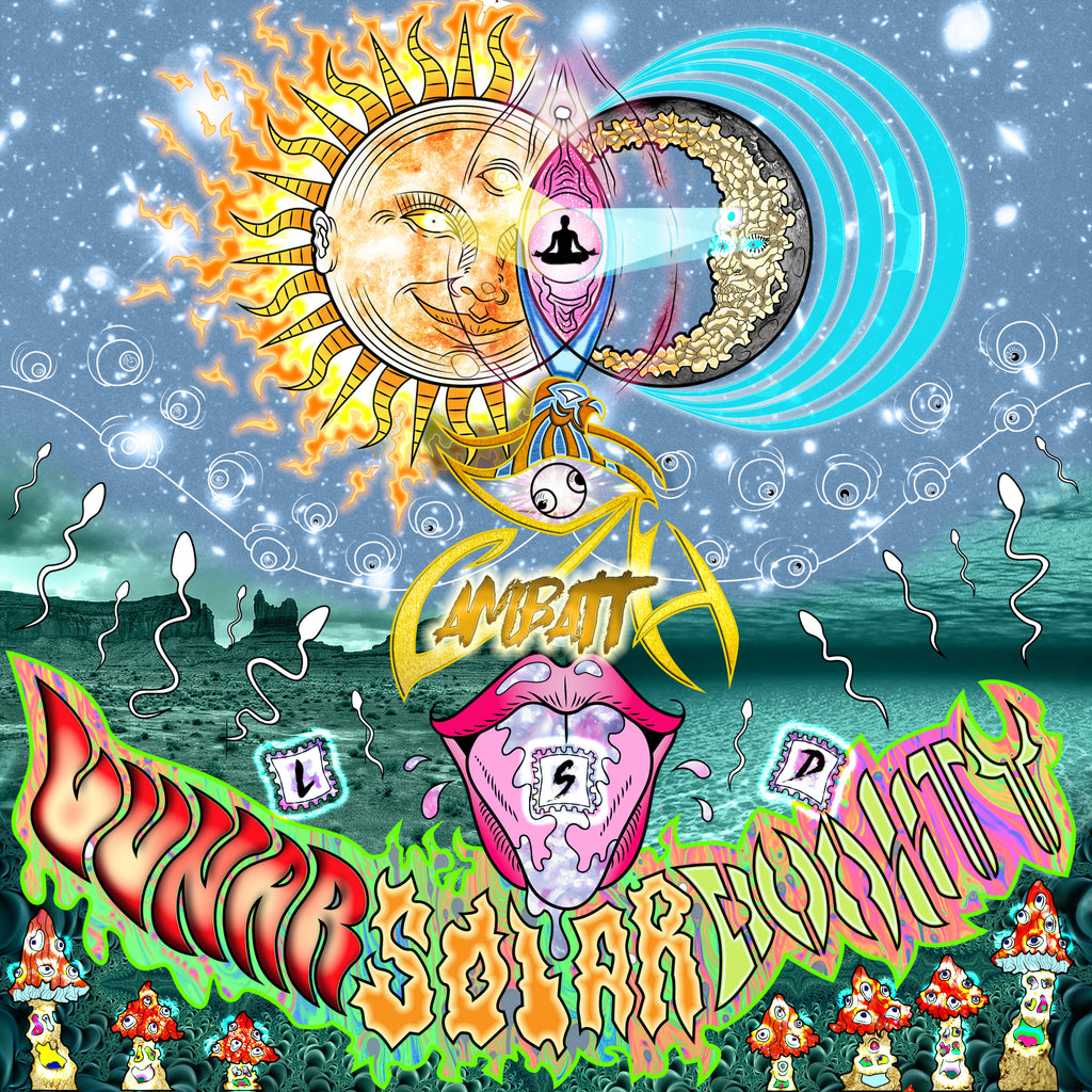 Cambatta - LSD: Lunar Solar Duality (Part Two: Solar LP)
