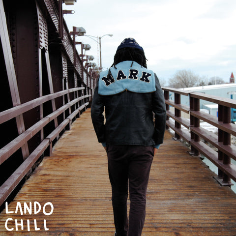 Lando Chill - For Mark, Your Son (Clear w/ Blue LP)