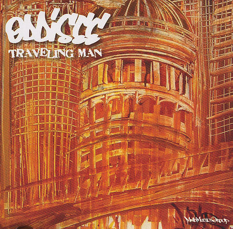 Oddisee - Traveling Man (Deluxe 2xLP - LTD)