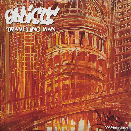 Oddisee - Traveling Man (CD)