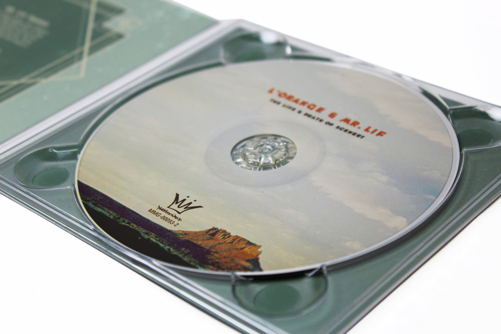 L'Orange & Mr. Lif - The Life & Death of Scenery (CD)