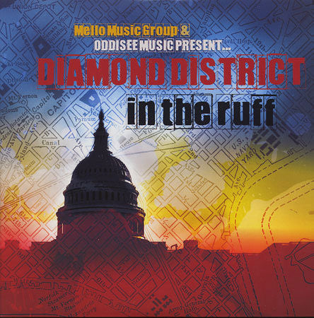 Diamond District - In The Ruff (CD)