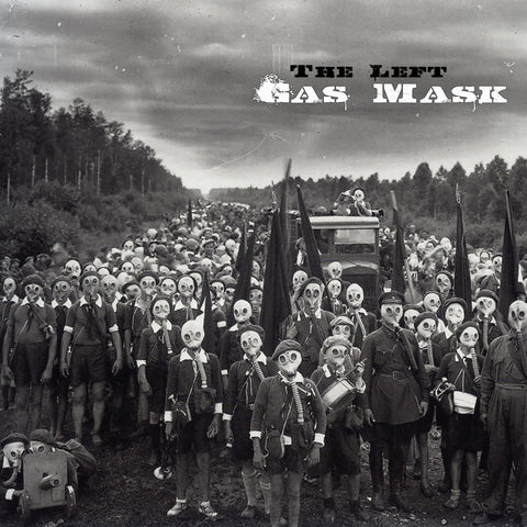The Left - Gas Mask (Audiophile Edition 2xLP)