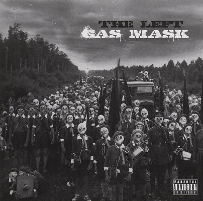 The Left - Gas Mask (CD)