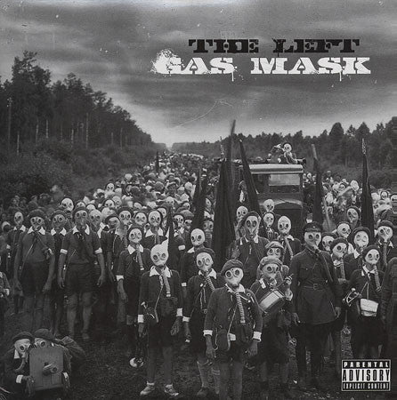 The Left - Gas Mask (LP)