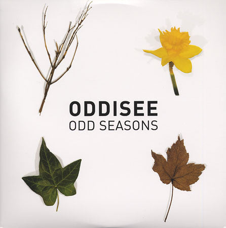 Oddisee - Odd Seasons (CD)