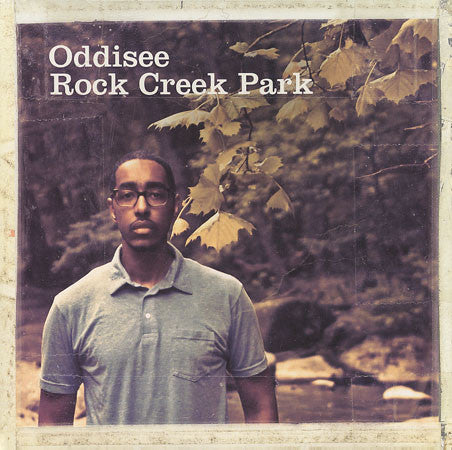 Oddisee - Rock Creek Park (CD)