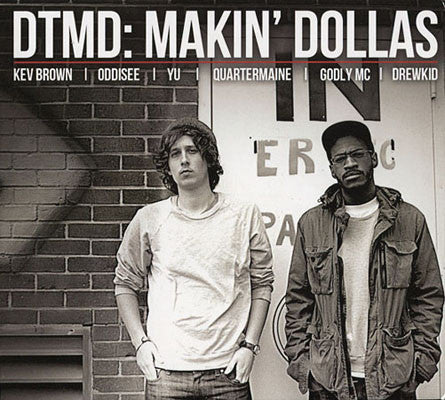 DTMD - Makin' Dollas (CD)