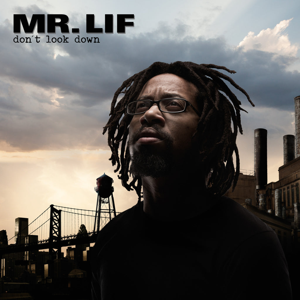 Mr. Lif - Don't Look Down (CD)