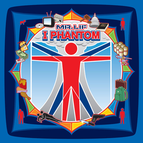 Mr. Lif - I Phantom (CD)