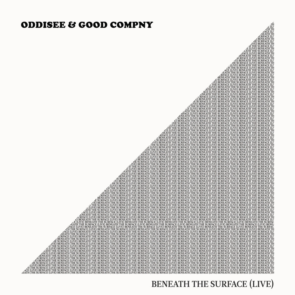 Oddisee & Good Compny - Beneath The Surface (Live) (LP)