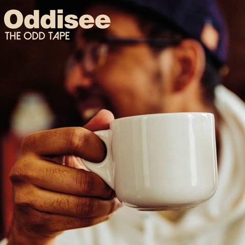 Oddisee - The Odd Tape (LP)