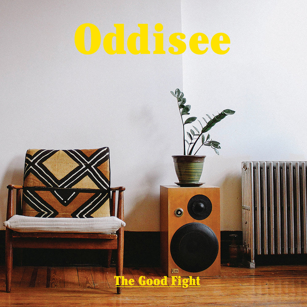 Oddisee - The Good Fight (Spring Splatter LP)