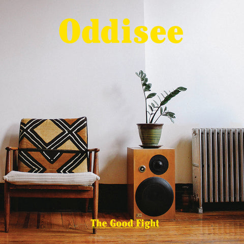 Oddisee - The Good Fight (Cassette)