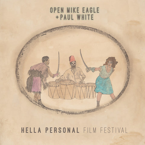 Open Mike Eagle & Paul White - Hella Personal Film Festival (LP)