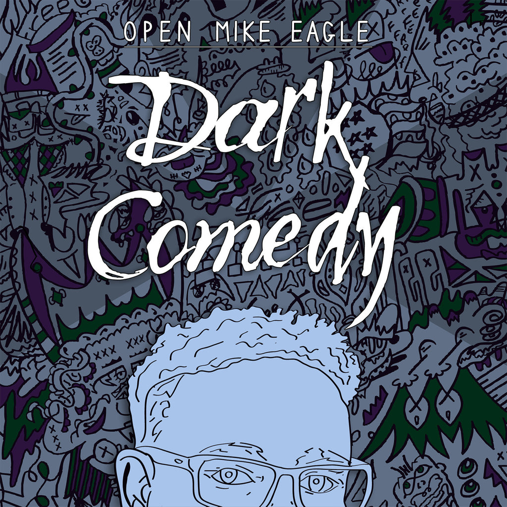 Open Mike Eagle - Dark Comedy (LP)