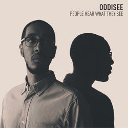 Oddisee - People Hear What They See (CD)