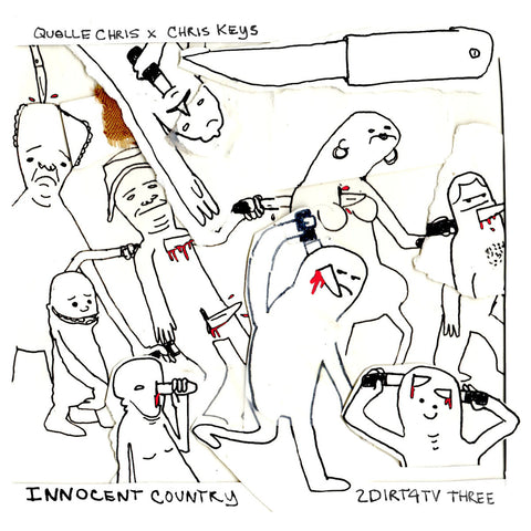 Quelle Chris - Innocent Country (LP)