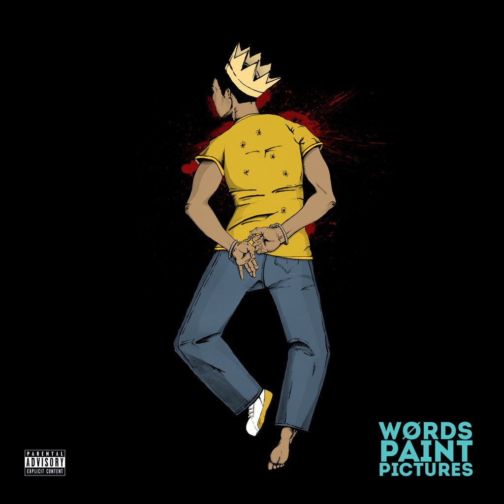 Rapper Big Pooh - Words Paint Pictures (CD)